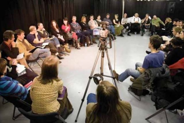 Create News 2: Brian Maguire on Practice, Process and Audience