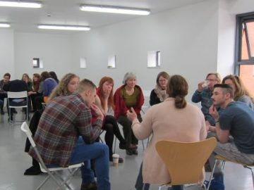 MA SPACE: Arts & Civil Society Talks